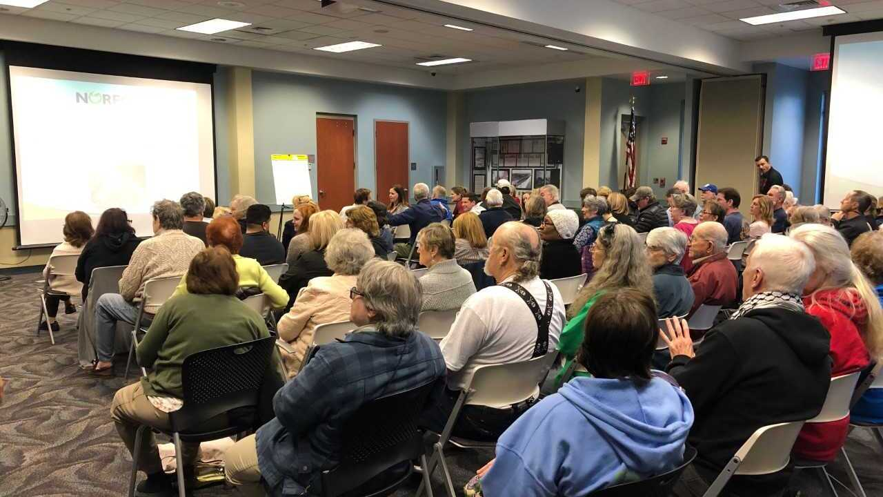 Community conversation: Neighbors share ideas about the future of Greenies lot