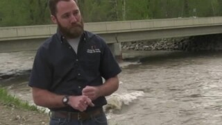 This Week in Fish and Wildlife: Be safe around fast-flowing rivers and streams