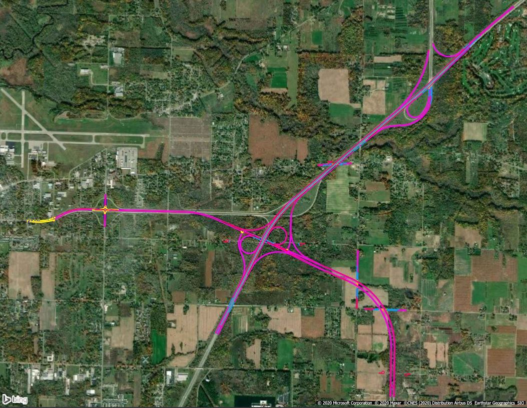 MDOT map US-31 connect I-94 project.JPG