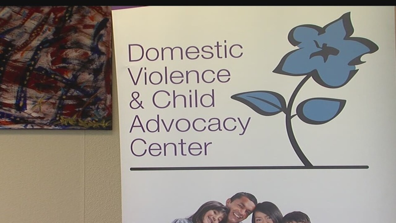 Domestic violence in the deaf community