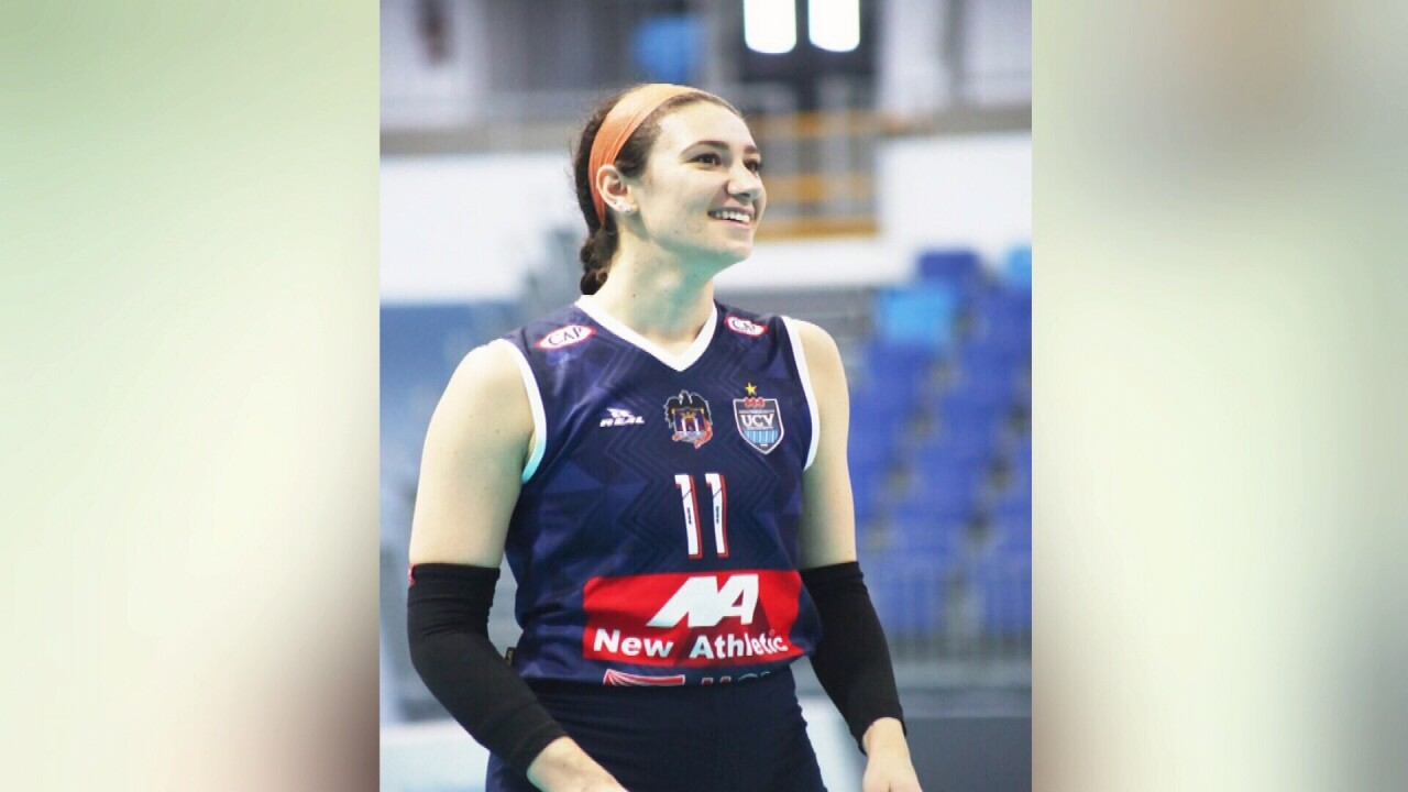 Former Paso Robles Volleyball Standout Stuck In Peru