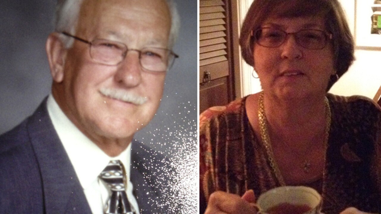 PD: Deaf couple dies after car left running