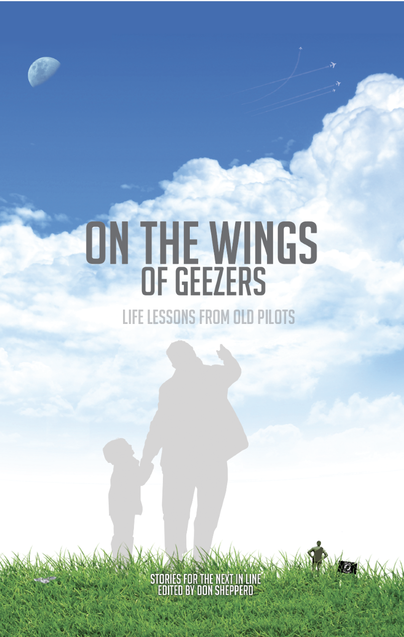 On the Wings of Geezers cover