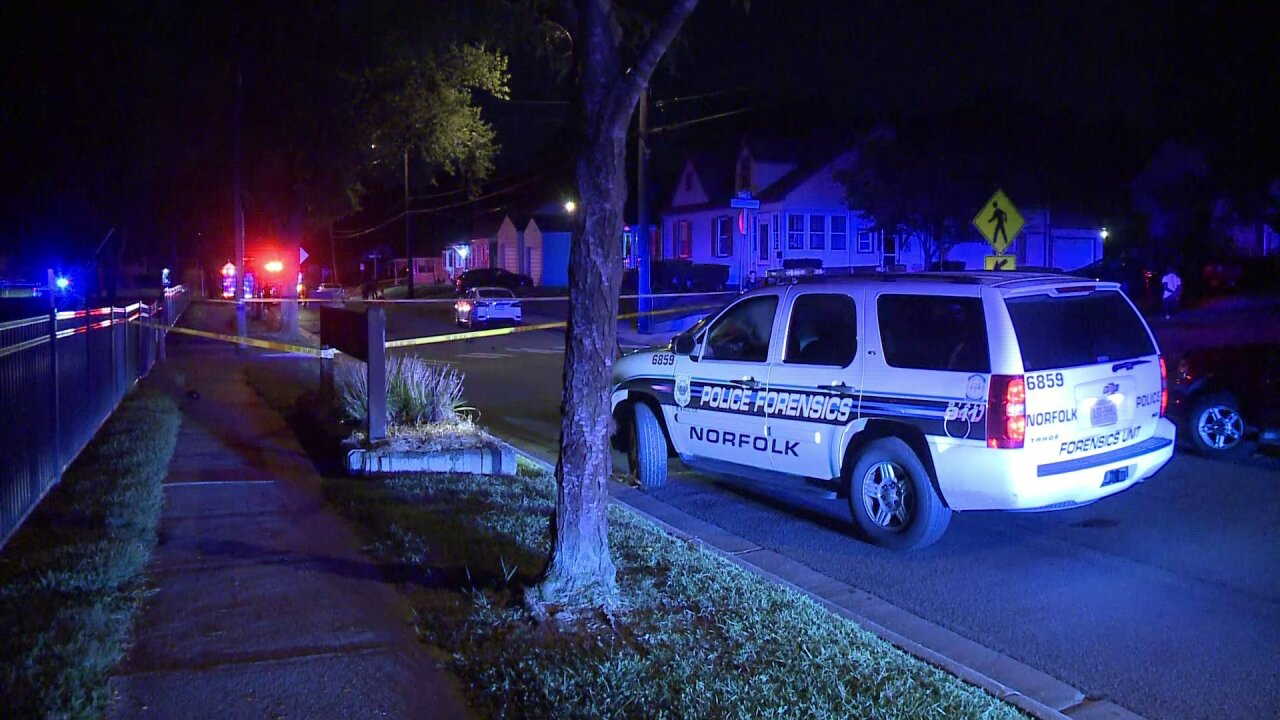 14-year-old Norfolk boy dies after being hit by car while onscooter