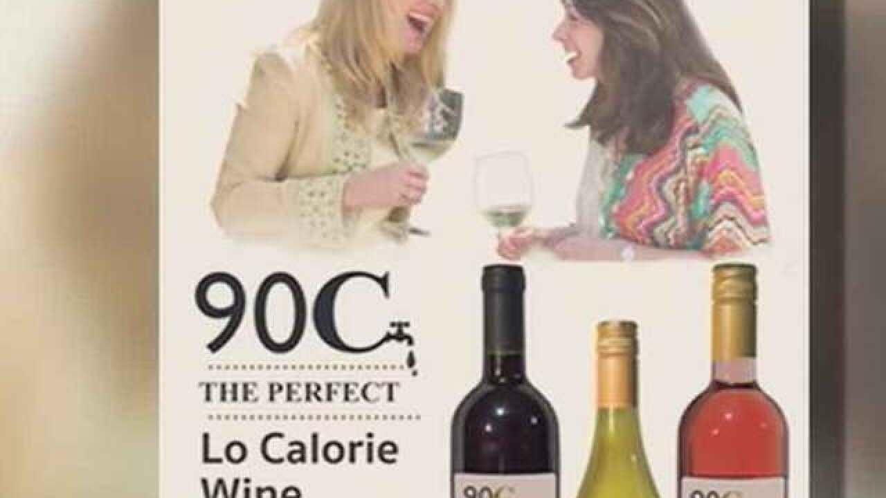 Low-calorie wine created in Florida