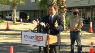 Florida Gov. Ron DeSantis holds news conference in Crystal River on March 4, 2021.jpg