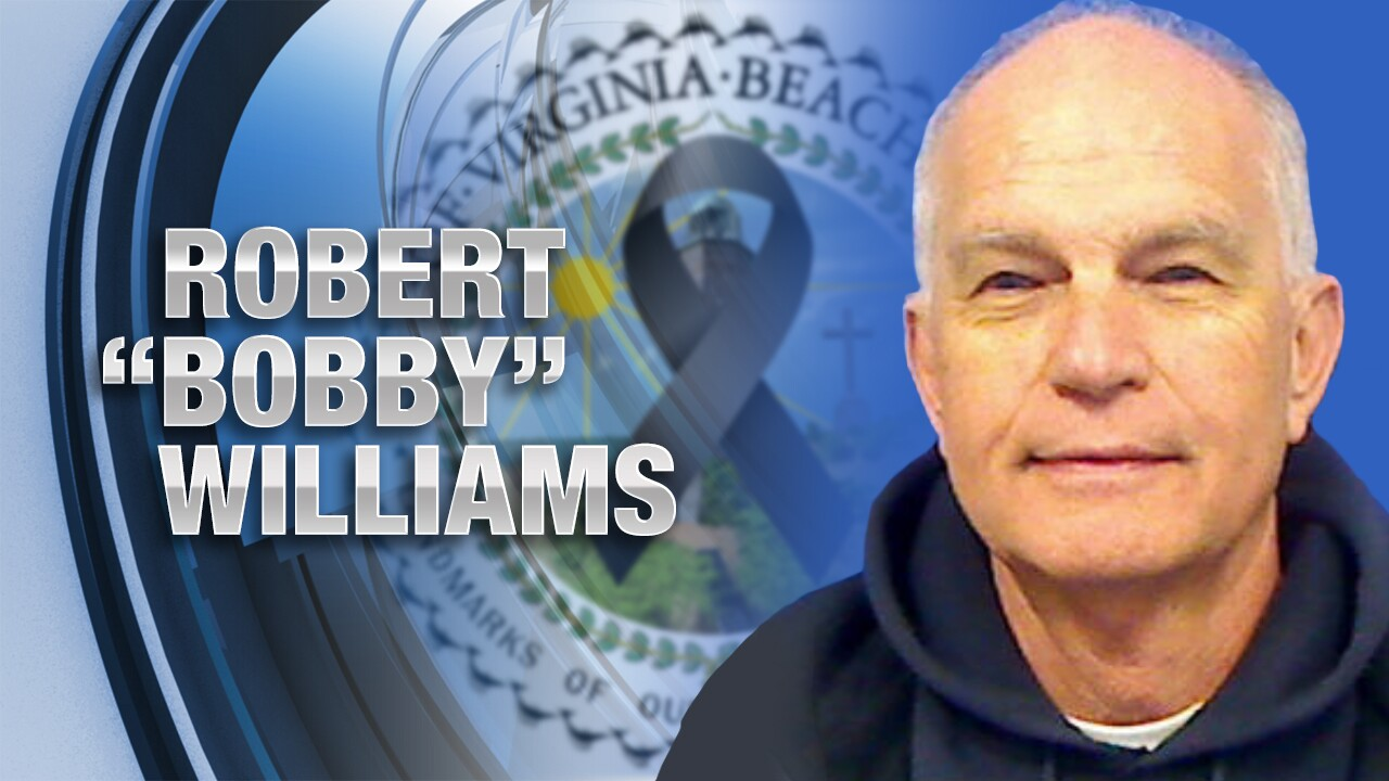 Virginia Beach Strong: Remembering Robert 'Bobby' Williams