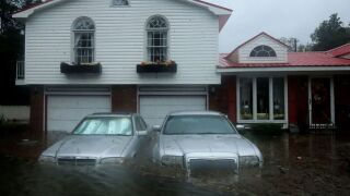 Florence threatens more than a million homes without flood insurance