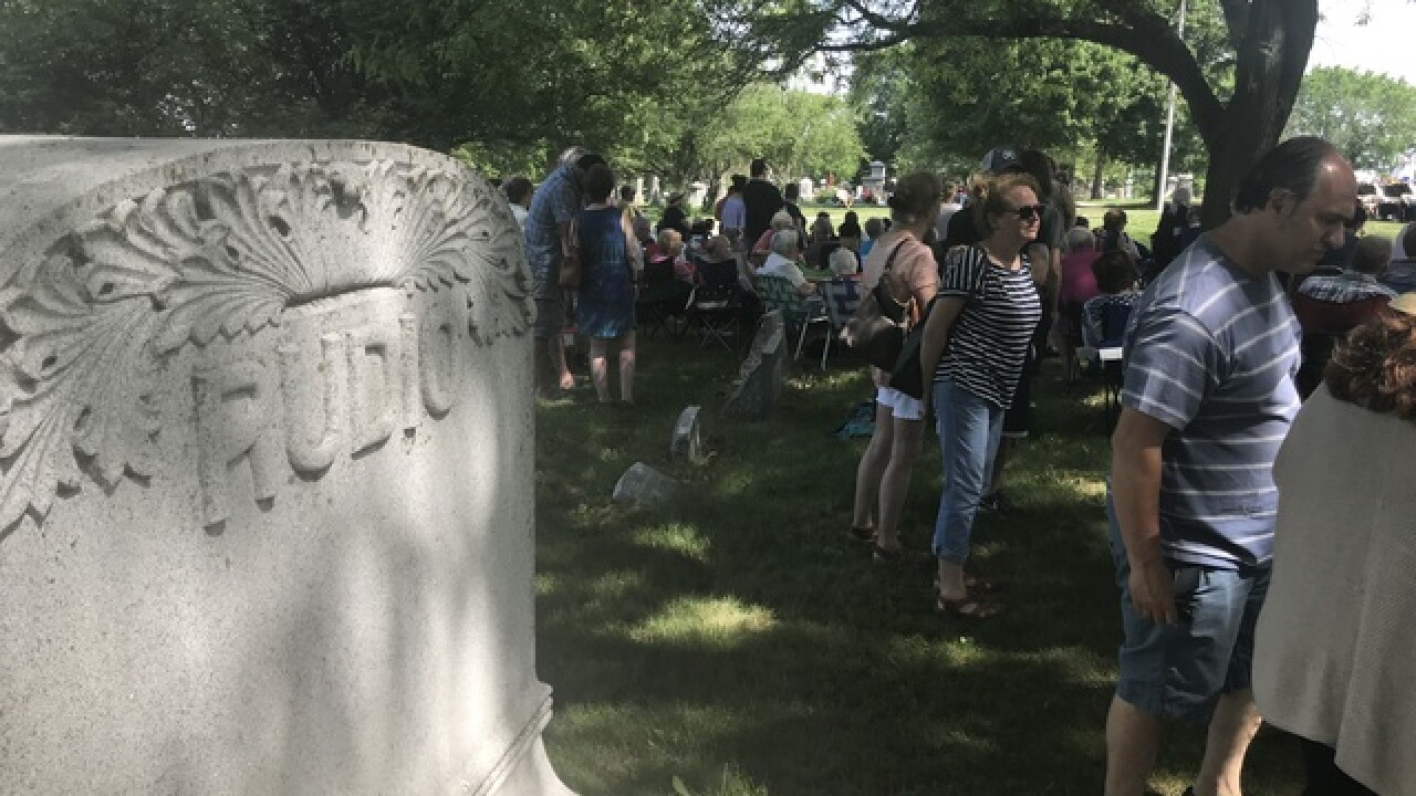 Prospect Hill Cemetery honors Omaha's history