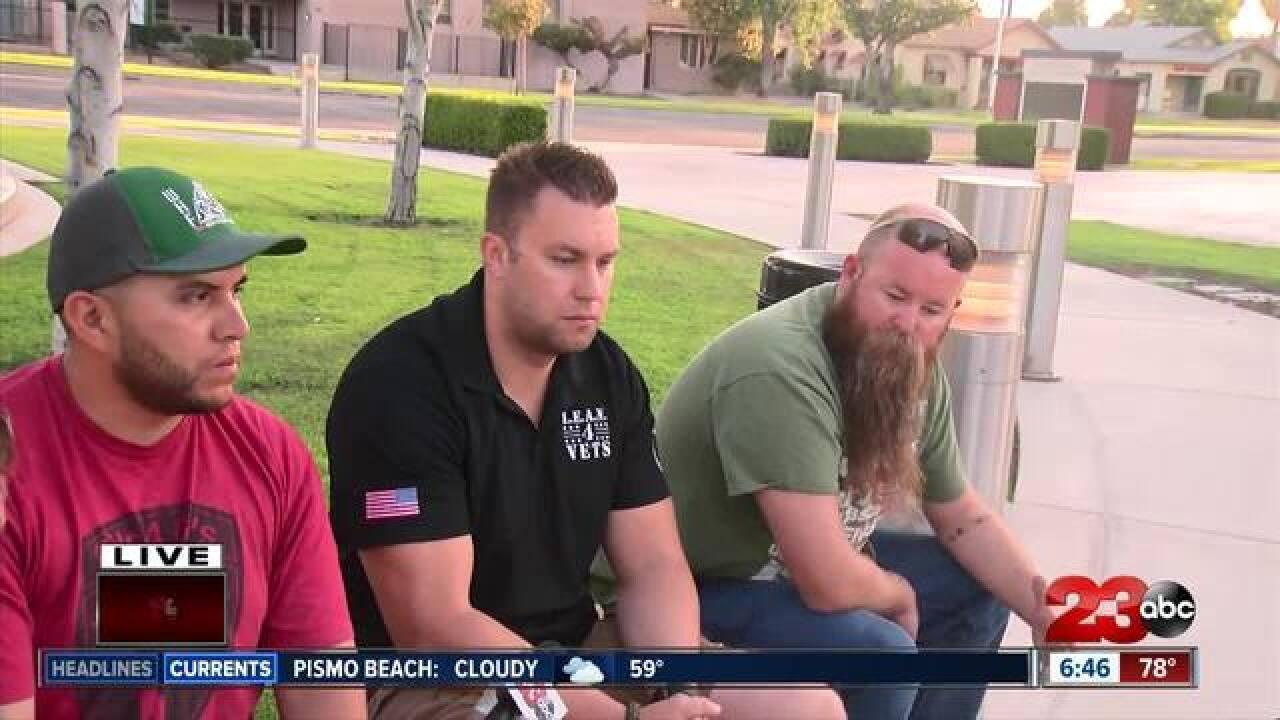 Veterans speak out about 22 veterans suicides