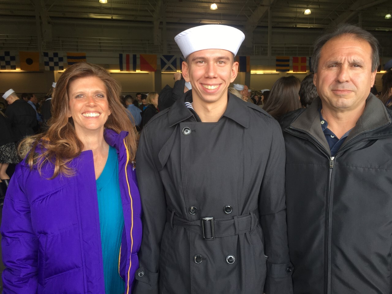 Photos: Family of Sailor who committed suicide at Naval Station Norfolk pushes forchange