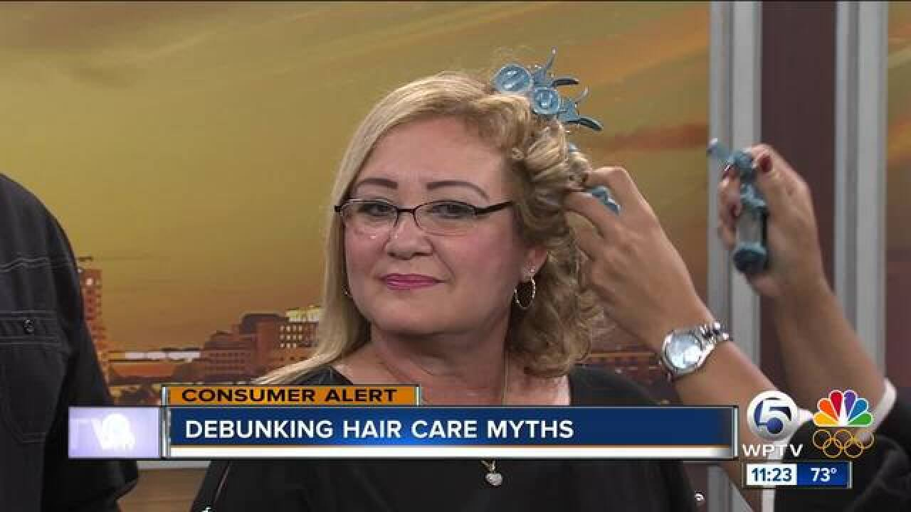 Debunking hair care myths