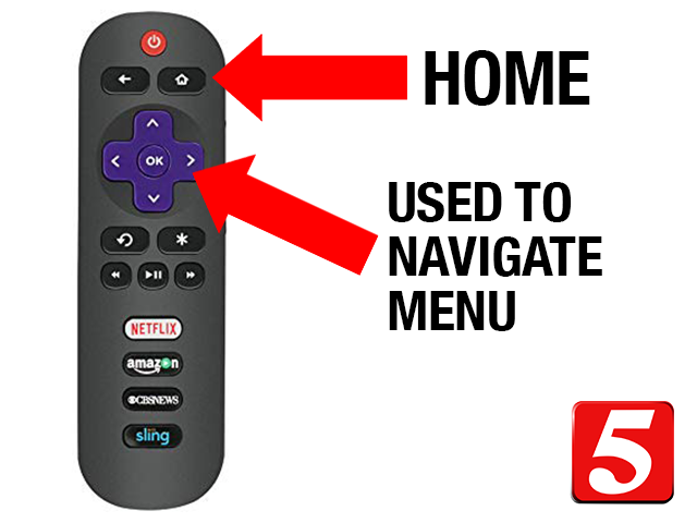 Roku TV remote.png