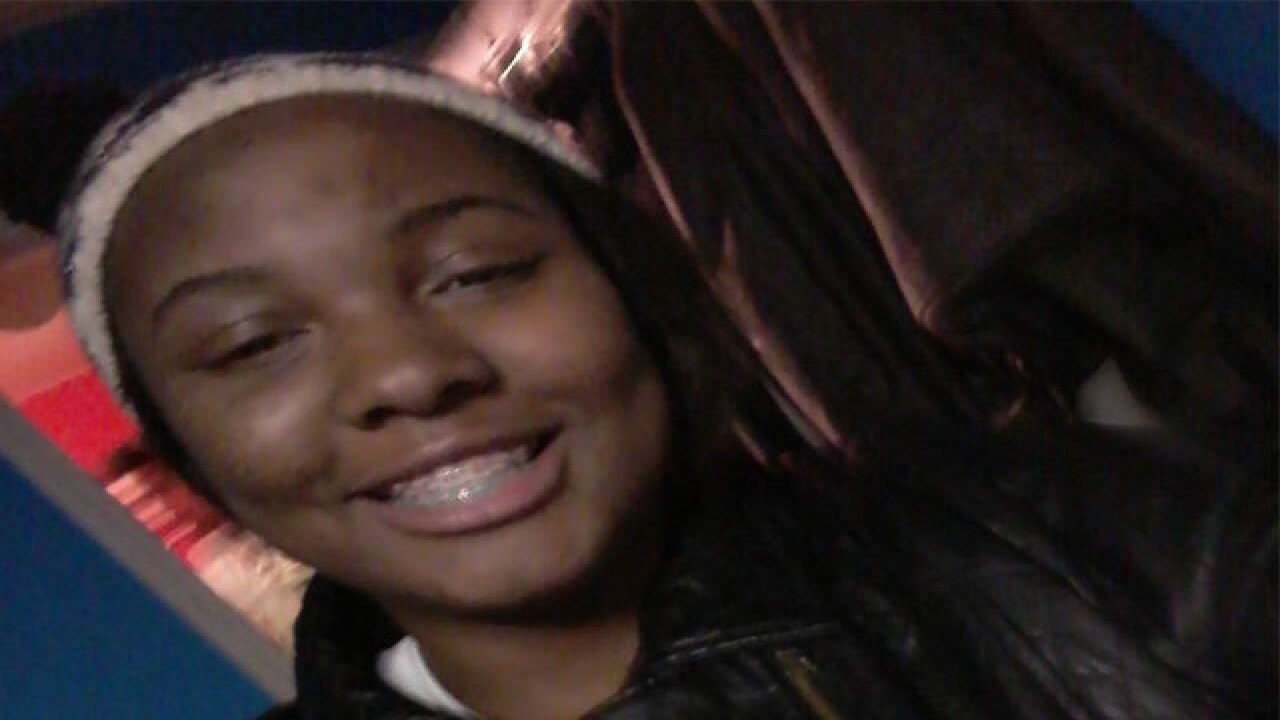 Oakwood police look for missing 14-year-old girl