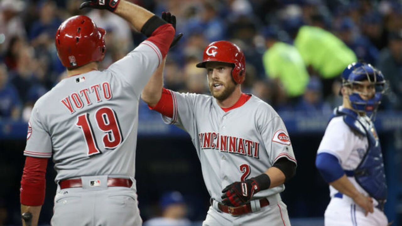 How many Reds could or should be all-stars?