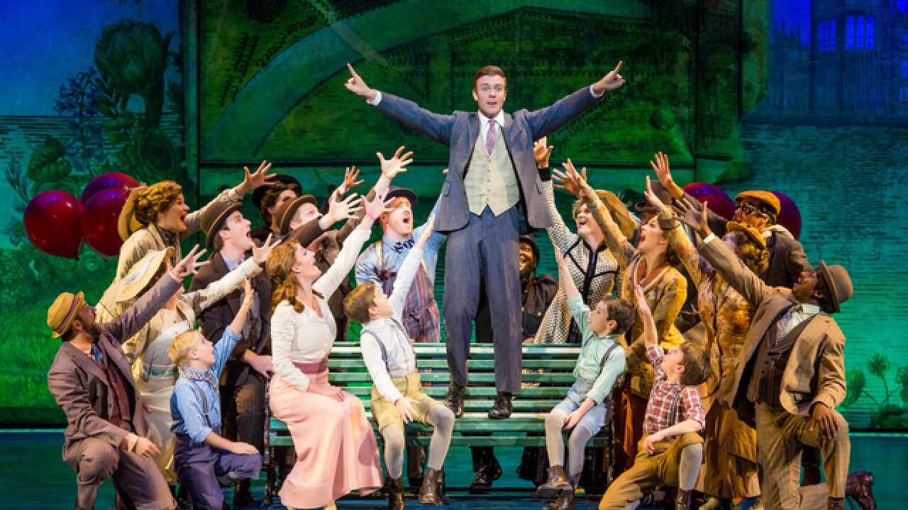 Broadway's Finding Neverland comes to Wharton Center next week