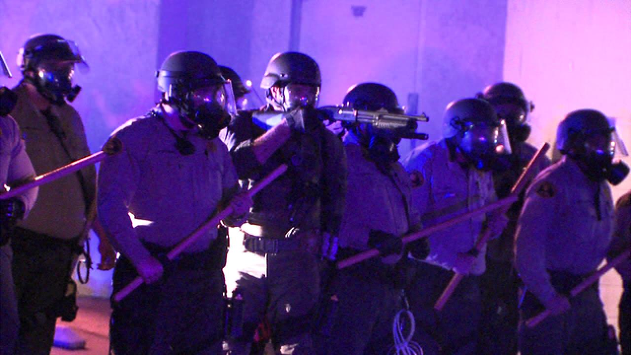 BREAKING: Tear gas fired in El Cajon