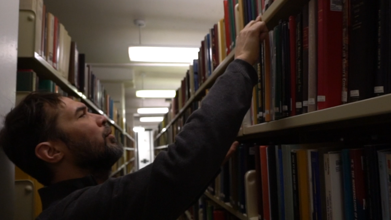 Meet the 'human Google' of the New York Public Library