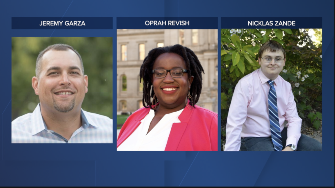Three candidates running for Ward 2 Lansing City Council seat