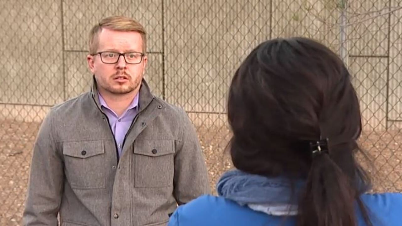 Woman wants to break lease fearing her estranged husband