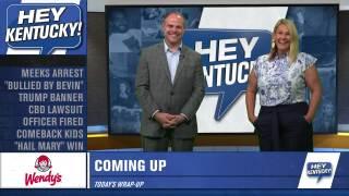 Mary Jo and Les on Hey Kentucky!  09-30-19