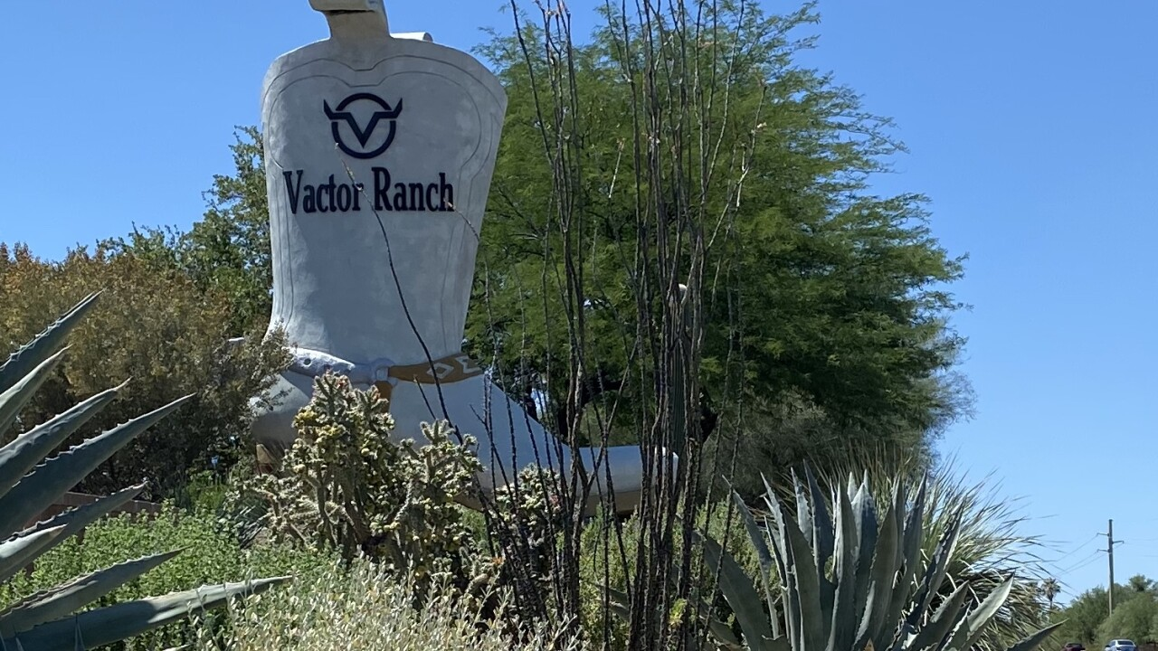 Vactor Ranch boot