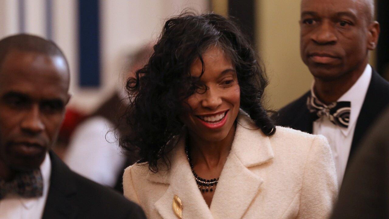 Judge Tracie Hunter sentenced to jail