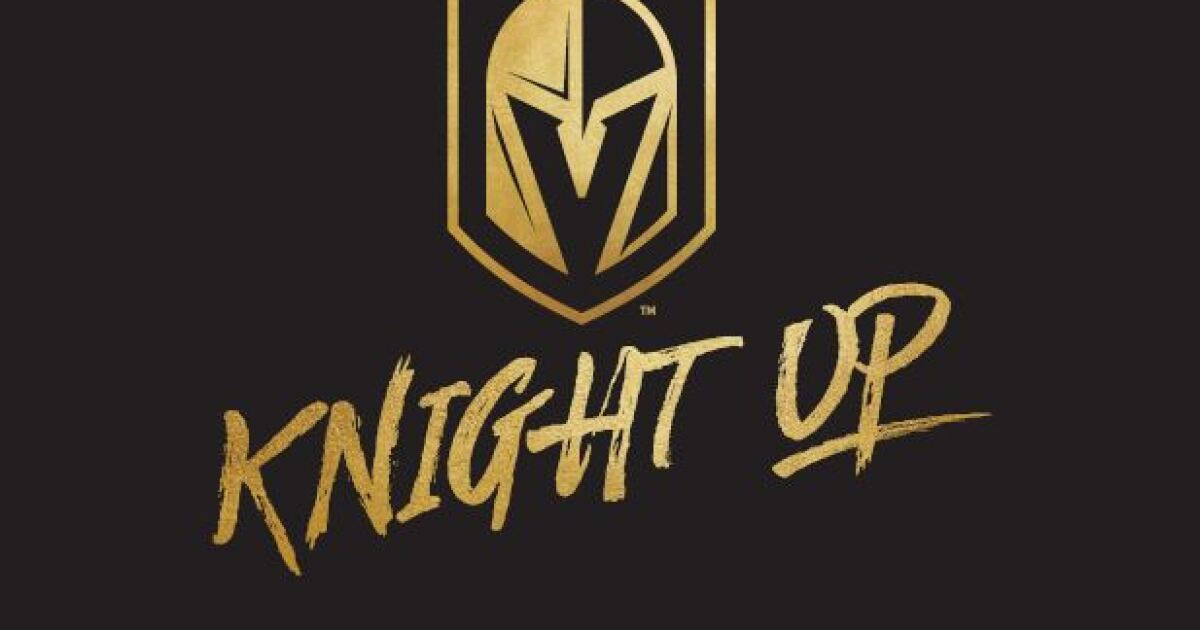 Vegas is ready to Knight Up for the playoffs