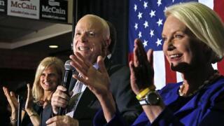 Cindy McCain joins Biden transition team, Wall Street Journal reports