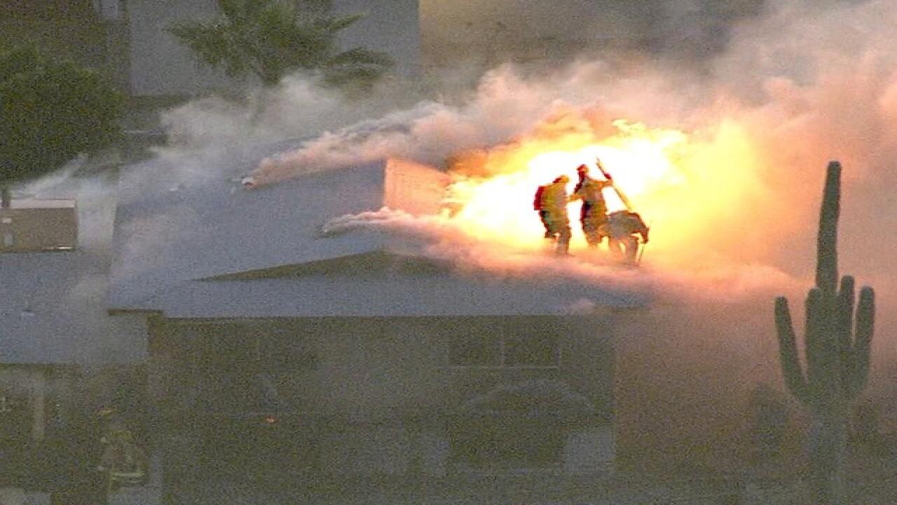 4 dead, 1 hurt in Phoenix shooting