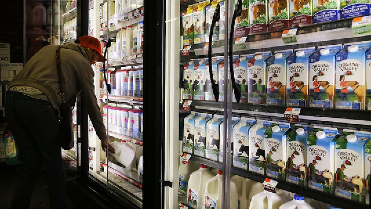 Non-dairy beverages like soy and almond milk may not be 'milk,' FDA suggests