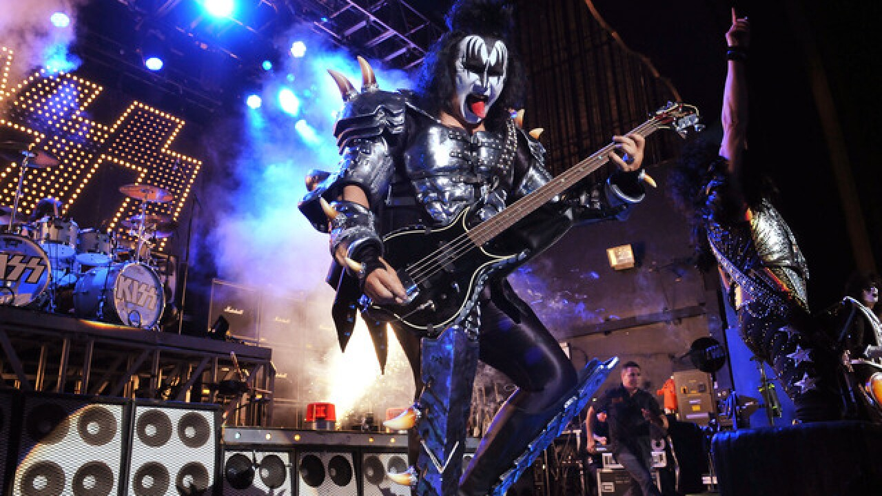 Kiss 'em goodbye: Rock icons KISS announce final tour after 45-year career