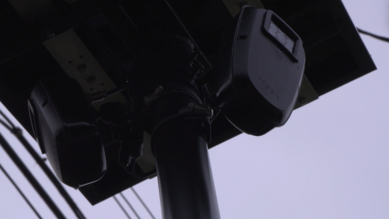Privately owned and operated license plate readers create privacy concerns