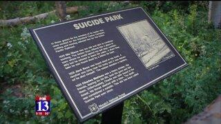 Uniquely Utah: SuicidePark