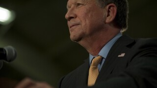 Kasich: Midterm turnout suggests opening for independent bid