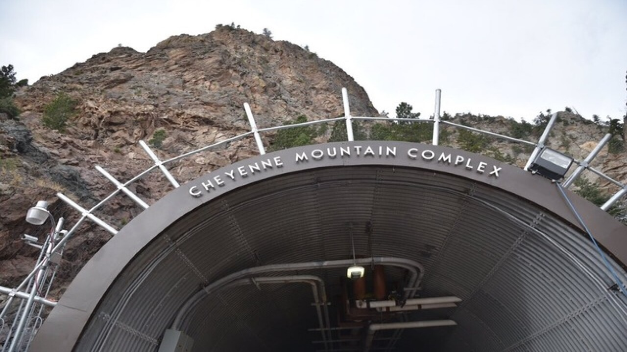 Cheyenne Mountain Complex turns 50 years old!
