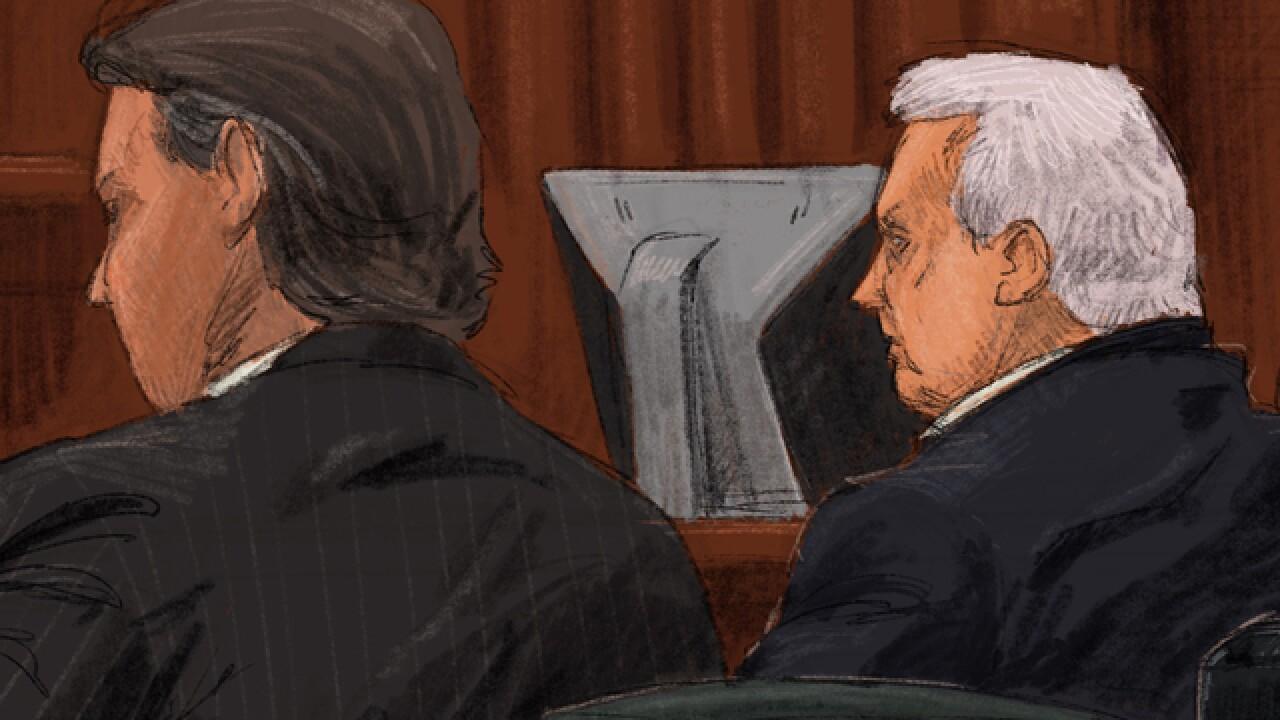 Defense for Doug Evans calls first witness