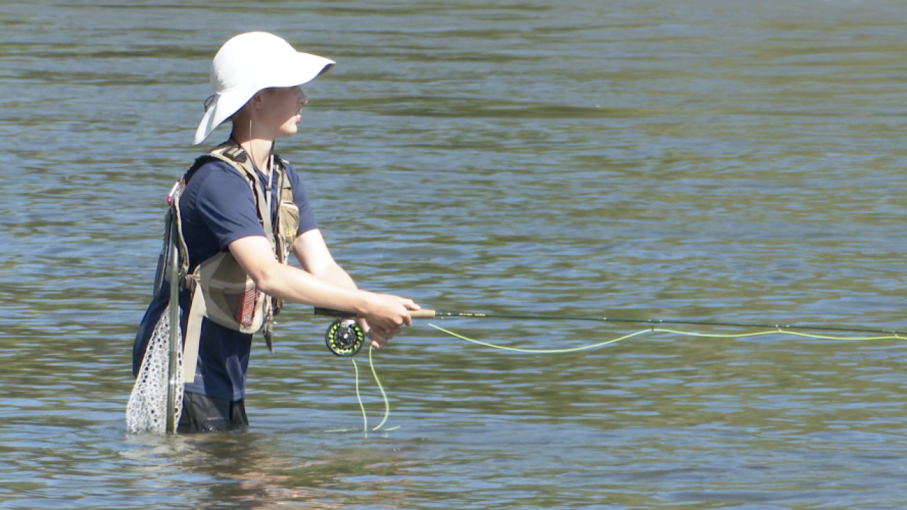 Montanans keep fly fishing industry afloat during pandemic