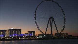 Dubai Giant Ferris Wheel