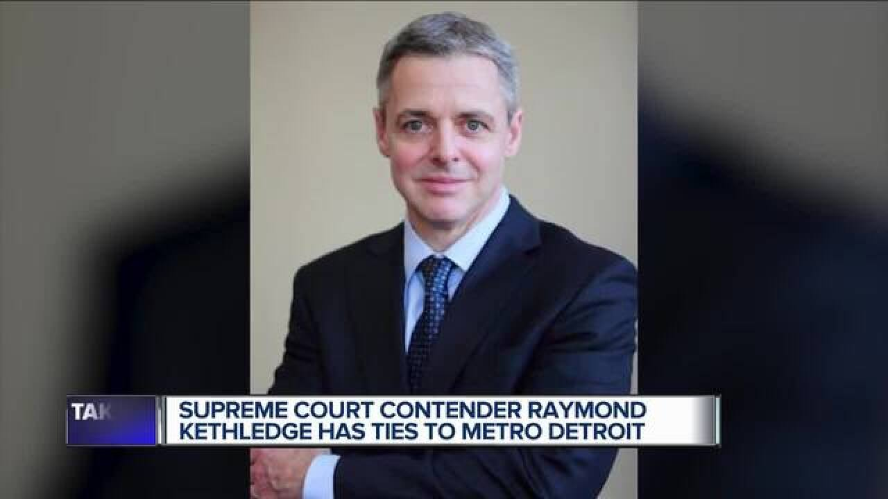 Michigan judge could be Trump's nominee as next Supreme