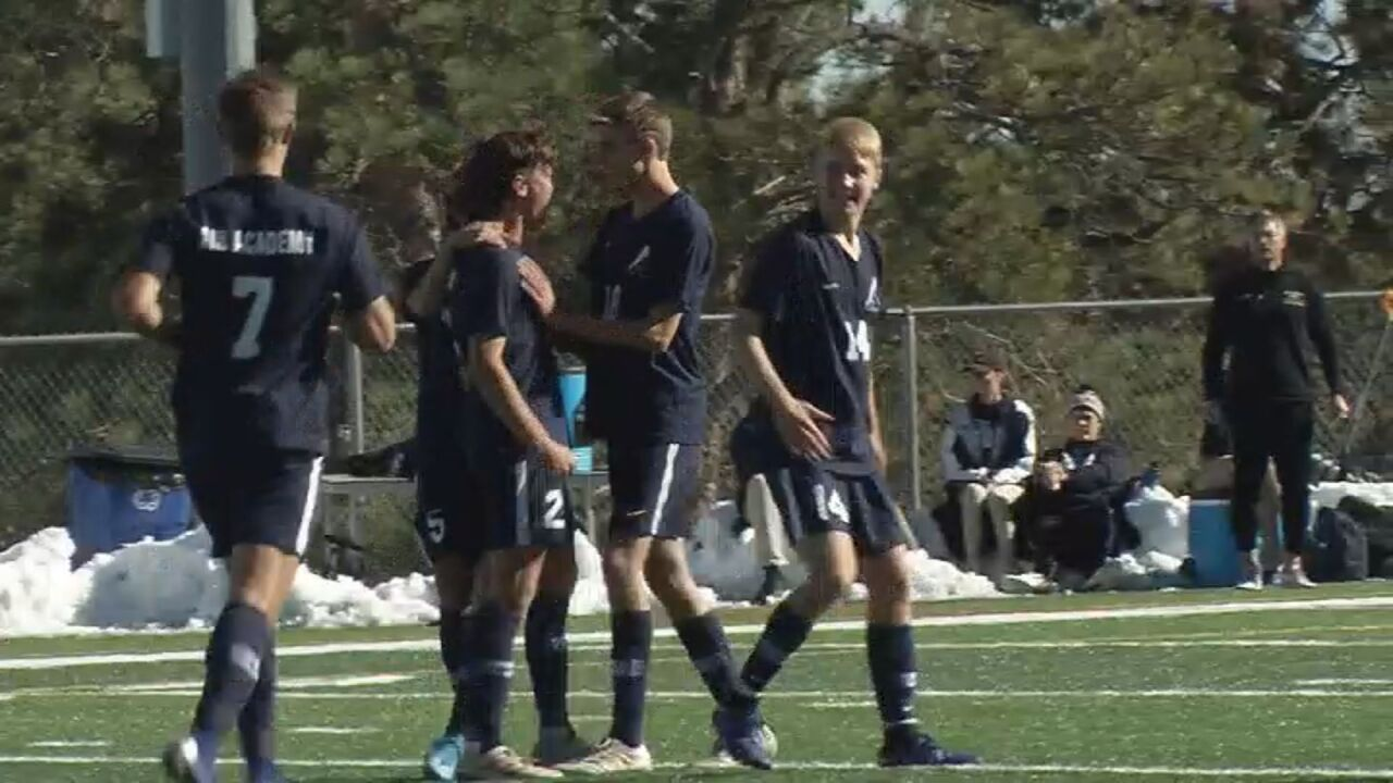 High School boys soccer playoffs
