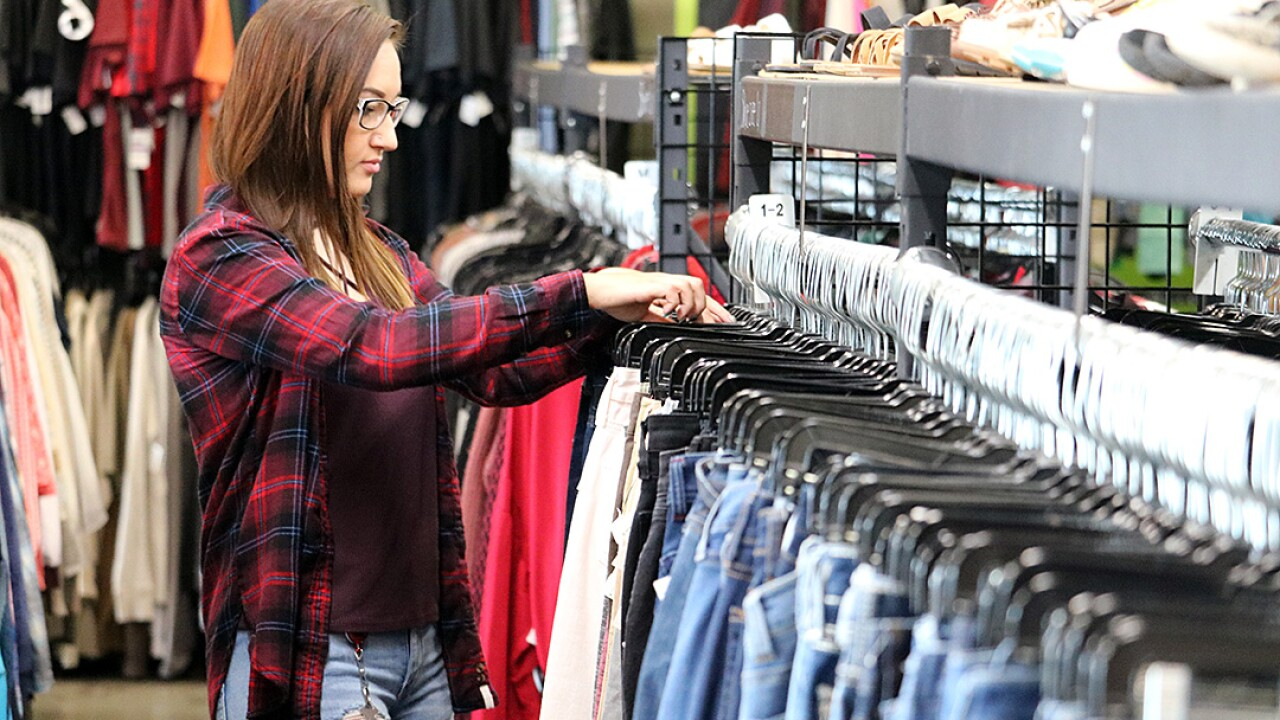 School days: Business booms at Missoula's resale clothing shops