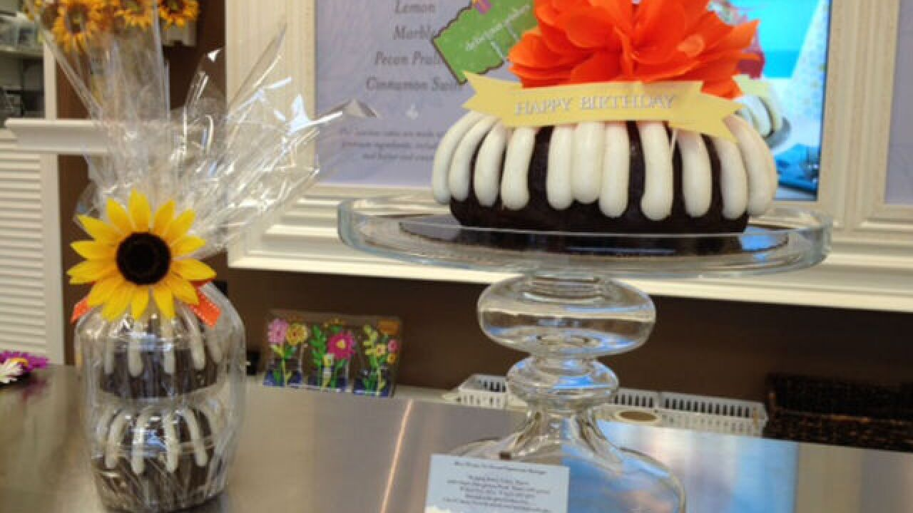 Old-school cakes make tasty new splash with local franchise