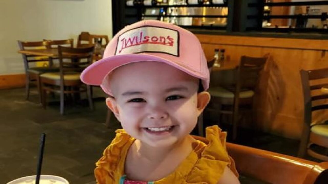 A Restaurant Opened Early For A 3-year-old Girl With Leukemia