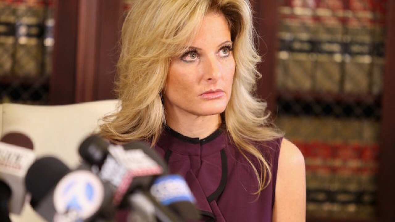 Trump accuser seeks 'Apprentice' recordings as evidence for defamation case