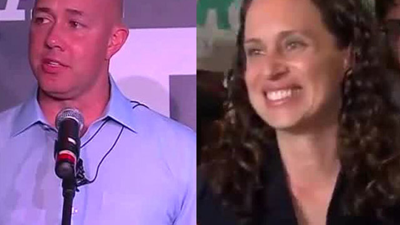 Brian Mast and Lauren Baer to square off in District 18 Congressional race