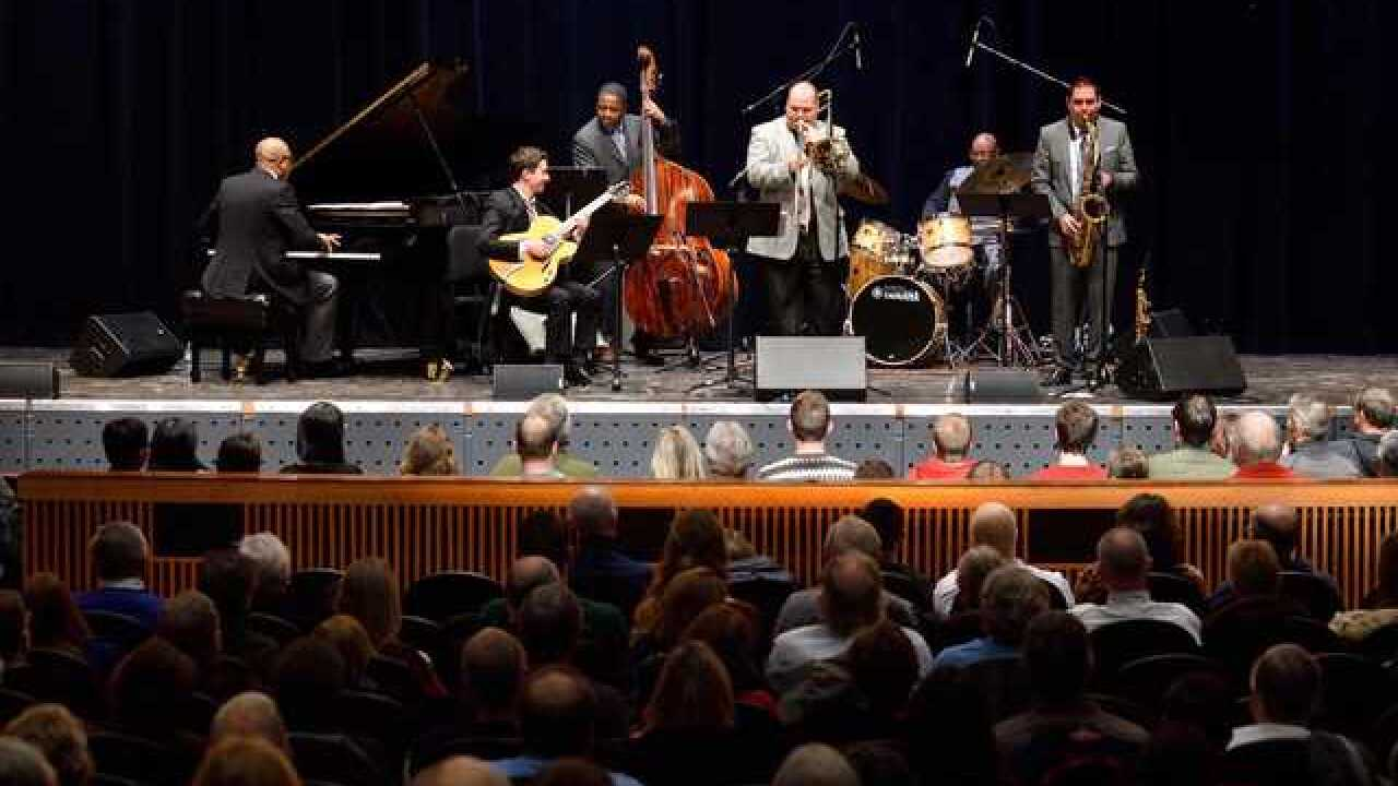 MSU Music presents the Jazz Professors in a festive, jazzy tradition