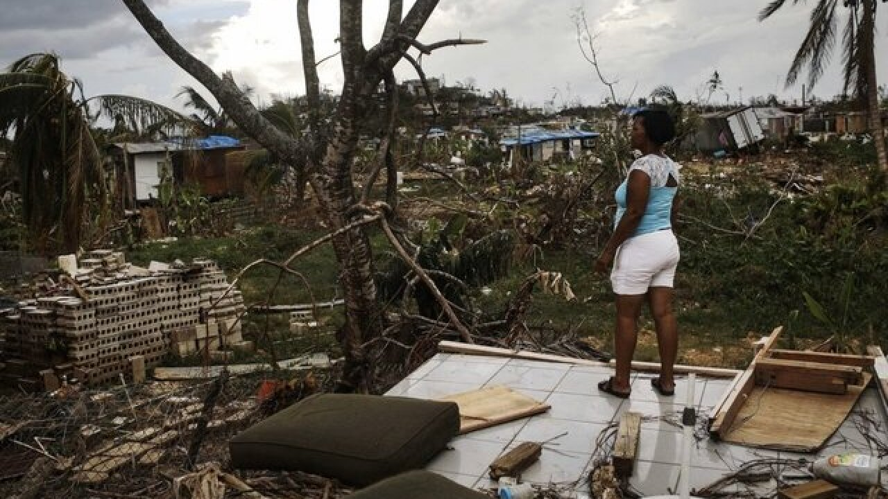 Local Puerto Rican reaction to Island death toll