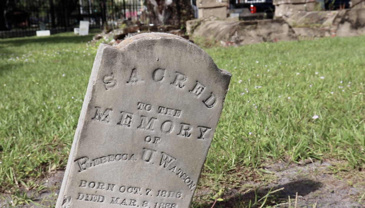 Manatee Village offers virtual Tombstone Tour for its 170-year-old cemetery