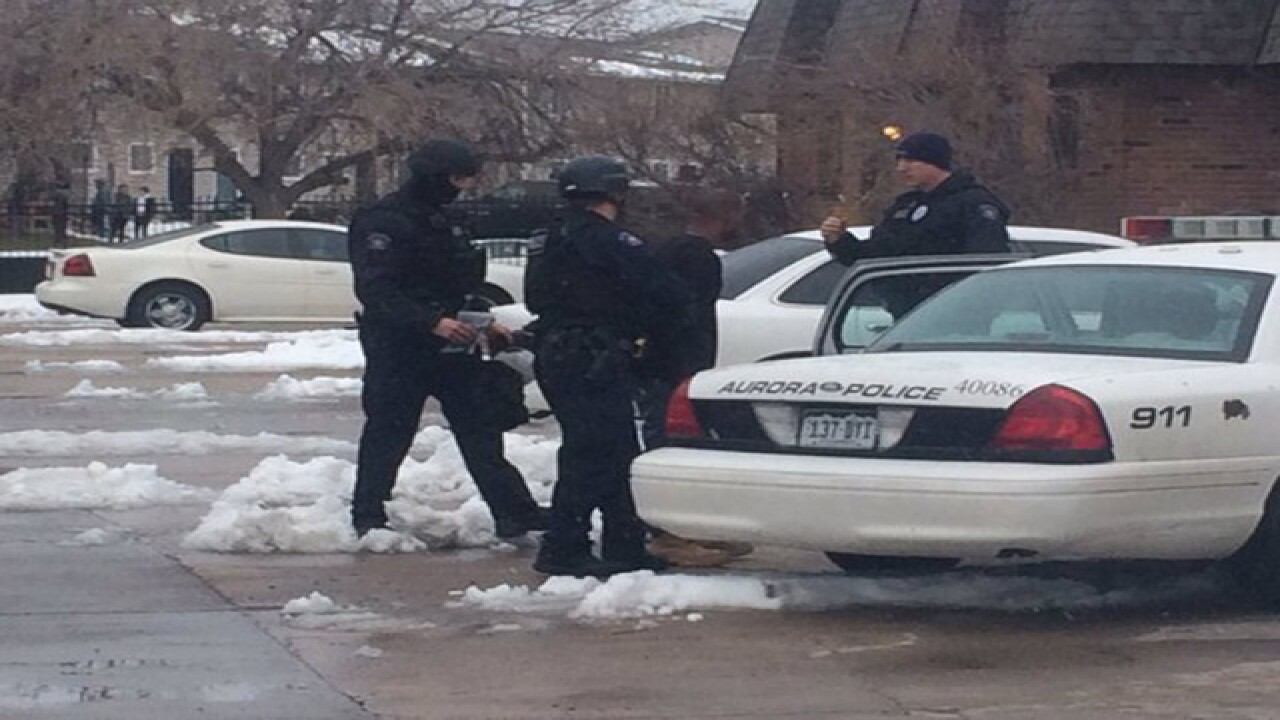 Police: SWAT situation unfolding near Gateway HS